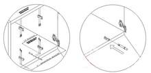 Hamulce, ograniczniki Airtic Hamulec Pneumatyczny Stoper Biały - Airtic Professional