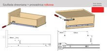 AirticBOX Hamulec Do Prowadnic Rolkowych Slim KPL=2szt - Airtic Professional