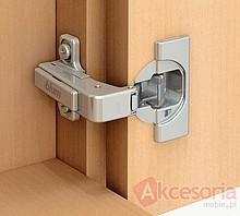 NOWY ZAWIAS 99B9550 DO DRZWI RÓWNOLEGŁYCH WPUSZCZANYCH ZE ZINTEGROWANYM HAMULCEM  Zawias odznacza się krótkim ramieniem i jest przeznaczony do drzwi...