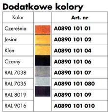 Materiały naprawcze Pisak Retuszujący A0890101 2 DĄB Rustykalny Jasny 1szt. Wurth - Würth
