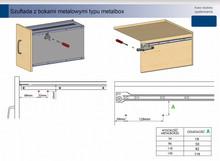 Szablon montażowy do spowalniaczy AirticBOX Slim - Airtic Professional