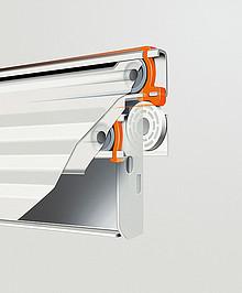 Szuflada METABOX 320H H=150mm Wysuw75% SZARA dł.50cm Blum - Blum