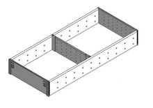 ORGA-LINE to elastyczny system podziału wewnętrznego szuflad. Pozwala optymalnie wykorzystać przestrzeń i zachować porządek. Składa się przegródek ze...