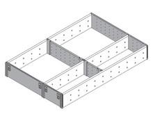Organizery kuchenne ORGA-LINE Wkład Na Sztućce Robocze Szufl. Narożna 45cm/29,1cm - Blum