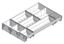 ORGA-LINE Wkład Na Sztućce Kombi Do Tandembox głę.45cm/sze29,7cm - Blum