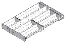 ORGA-LINE Wkład Na Sztućce Do Tandembox głęb.60cm/szer.45cm - Blum