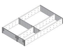 ORGA-LINE Wkład Na Sztućce Robocze Szufl. Narożna 50cm/29,1cm - Blum