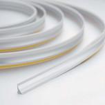 Szybka listwa z rolki. ZWIJANA.  Listwa przyblatowa samoprzylepna firmy Rehau, kolor - ALIMINIUM. Sprzedaż w dowolnych odcinkach długości od 1 do 50mb....