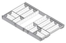 ORGA-LINE Wkład Na Sztućce Do Tandembox głęb.50cm/szer.90cm - Blum