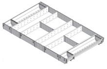 ORGA-LINE Wkład Uniwersalny Do Tandembox głęb.50cm/szer.90cm - Blum