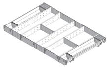 ORGA-LINE Wkład Uniwersalny Do Tandembox głęb.55cm/szer.90cm - Blum