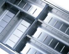 Organizery kuchenne ORGA-LINE Wkład Uniwersalny Do Tandembox głęb.50cm/szer.100cm - Blum