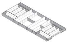 ORGA-LINE Wkład Na Sztućce Do Tandembox głęb.45cm./szer.120cm - Blum