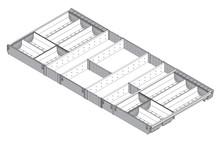 ORGA-LINE Wkład Na Sztućce Do Tandembox głęb.50cm/szer.120cm - Blum