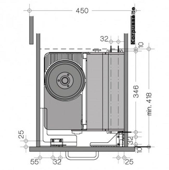 krajalnica do zabudowy aes ritter akcesoria. Black Bedroom Furniture Sets. Home Design Ideas