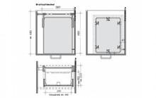 AGD Pojemnik ceramiczny na pieczywo ( kamionka) Ritter 03EBT - Ritter