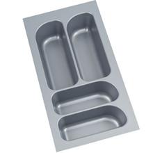 FUTURA wkład do szuflad 30L wykonane są z trwałego i estetycznego tworzywa w kolorze srebrnym o lekko chropowatej fakturze. Pozwala optymalnie wykorzystać...