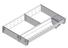 ORGA-LINE to elastyczny system podziału wewnętrznego szuflad. Pozwala optymalnie wykorzystać przestrzeń i zachować porządek. Wkład na sztućce kombi...