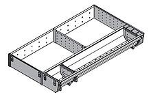 ORGA-LINE to elastyczny system podziału wewnętrznego szuflad. Pozwala optymalnie wykorzystać przestrzeń i zachować porządek. Podział wewnętrzny +...