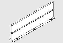 Ścianka działowa Z46L. Kolor Biała. Do długości prowadnic 50cm. Element systemu Orga-Line do Tandembox INTIVO z wysokim frontem. Stosuje się ją w celu...