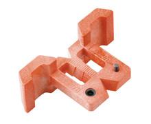 Wzornik Wiertarski 65.5070 do oznaczania pozycji montażu prowadników krzyżakowych i adapterów do Blumotion i TIP-ON firmy Blum. Wzornik ułatwia: -...