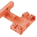 Wzornik wiertarski T65.1000.02 firmy Blum. Do obróbki: Szuflady na prowadnicach TANDEM oraz MOVENTO. Ułatwia wykonywanie niezbędnych otworów montażowych...