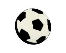 Uchwyt do mebli dziecięcych renomowanej firmy Siro w kształcie piłki.  Wykonany ze specjalnego miękkiego tworzywa w celu ochrony dzieci.