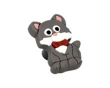 Uchwyt do mebli dziecięcych w kształcie kotka renomowanej firmy Siro.  Wykonany ze specjalnego miękkiego tworzywa w celu ochrony dzieci.  Uchwyt w...