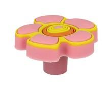 Uchwyty Uchwyt Dziecięcy Gummi H149-44RU5 ( Kwiatek Różowy ) - Siro