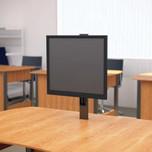 """Nowatorski podnośnik mechaniczny DBLift-0019 firmy Accuride do monitorów i telewizorów o wadze 2,5 – 6,5 kg, przekątnej do 24"""" i wysokości do 45..."""