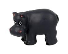 Uchwyt do mebli dziecięcych renomowanej firmy Siro przedstawiający hipopotama. Wykonany z tworzywa.  Uchwyt w kształcie uroczego hipopotama na...