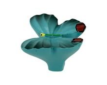 Gałka H040-40 Z Kolekcji Butterfly Niebieski Motylek - Siro