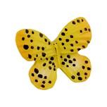 Gałka Z kolekcji Butterfly - motyw żółtego motylka. Wykonana z tworzywa sztucznego.  Gałka w kształcie żółtego motyla pozwoli na dodanie prostemu...