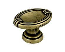 Gałka retro z kolekcji ATENA, uniwersalna w zastosowaniu (biuro, pokój, łazienka, kuchnia), pokrycie galwaniczne - patyna na mosiądzu W skład kolekcji...