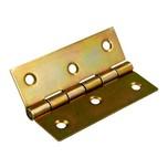 Zawias splatany 6 cm w wykończeniu żółty ocynkowany. Zawias splatany produkowany jest o długościach 30mm,35mm,40mm,50mm,60mm i 70mm. Wymiary zawiasu...