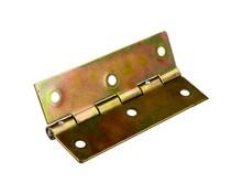 Zawias splatany 7 cm w wykończeniu żółty ocynkowany. Zawias splatany produkowany jest o długościach 30mm,35mm,40mm,50mm,60mm i 70mm. Wymiary zawiasu...