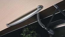 Uchwyt ZnAl UN97 Rozstaw 480 mm Chrom satynowy(W) - Gamet
