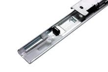 Prowadnice do szuflad Prowadnice 7400 Montaż Bagnetowy DO MEBLI METALOWYCH +100% 55cm - Accuride