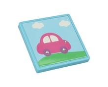 Uchwyt Dziecięcy Nursery SM8151F-60 Samochód - Siro