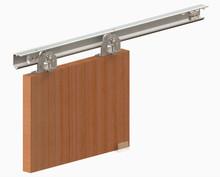 System Jupiter do drzwiprzesuwnychprzejściowych.  Zastosowanie: - do drzwi z płyty meblowej lub drewna.  Główną zaletą systemu...