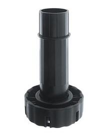 Nóżka plastikowa do dużych obciążeń Unico z podstawką na wkręty - wysokość 15cm Nóżka Unico przeznaczona jest do ciężkich obciążeń, mebli o...