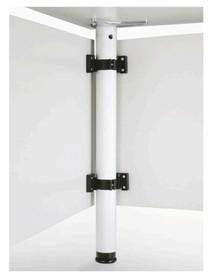 Nogi Mocowanie MODESTY Do Osłon Panelowych BOCZNYCH Do Nogi fi.60mm - Camar