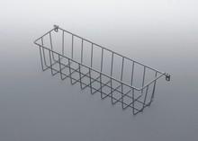 Koszyk MIKRUS fluid srebrny Koszyk mały 30 jest niezbędnym elementem zarówno do kuchni jak i łazienki Wymiary: A x B x C...