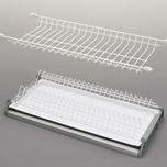 Ociekarka VARIANT 1 w kolorze białym dwupoziomowa wraz z tackami stanowi część wyposażenia szafek kuchni. Do szafki 50cm. Nawet jeśli posiadasz...