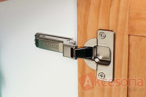 Zawias Cfa7p99 Do Ciężkich Drzwi Wpuszczanych Seria F