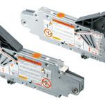 Siłowniki 20L2500.05 z szarymi zaślepkami 20L8000 to element systemu AVENTOS HL kompatybilny z SERVO-DRIVE. Siłowniki do systemu AVENTOS HL, który unosi...