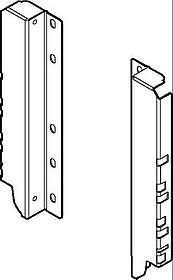 Tandembox ANTARO -Uchwyty ścianki tylnej Z30D h=199mm J.Biały - Blum