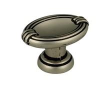 Gałka retro z kolekcji ATENA, uniwersalna w zastosowaniu (biuro, pokój, łazienka, kuchnia), pokrycie galwaniczne - nikiel patynowany  W skład kolekcji...