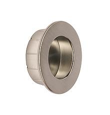 Uchwyt wpuszczany z kolekcji Druckguss renomowanej firmy Siro.  Okrągły uchwyt wpuszczany będzie doskonałym rozwiązaniem do wszystkichstylowych...