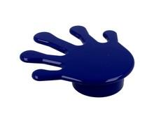 Gałka dziecięca z kolekcji Nursery Wykonana z tworzywa sztucznego.  Gałka meblowa w kształcie niebieskiej łapki będzie doskonałym...